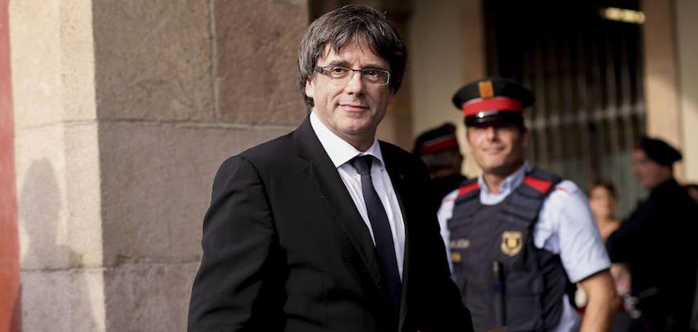 La Fiscalía no desvela si acusará de rebelión a Puigdemont si confirma la secesión