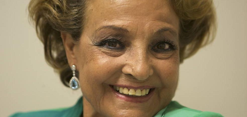 Carmen Sevilla cumple 87 años