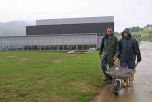 Bakio recuperará el degradado espacio de Solozarre como zona de disfrute para la población