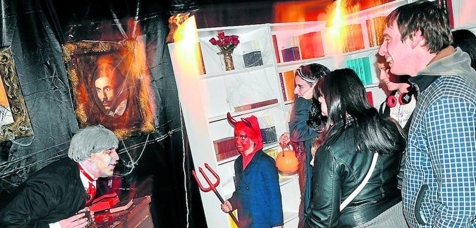 Los jóvenes transformarán el Banco de España en 'Conventus' por Halloween