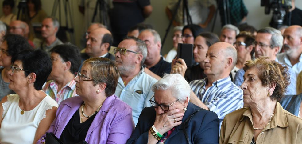 Urkullu: «Los fusilamientos de Santoña buscaban aniquilar la pluralidad ideológica»