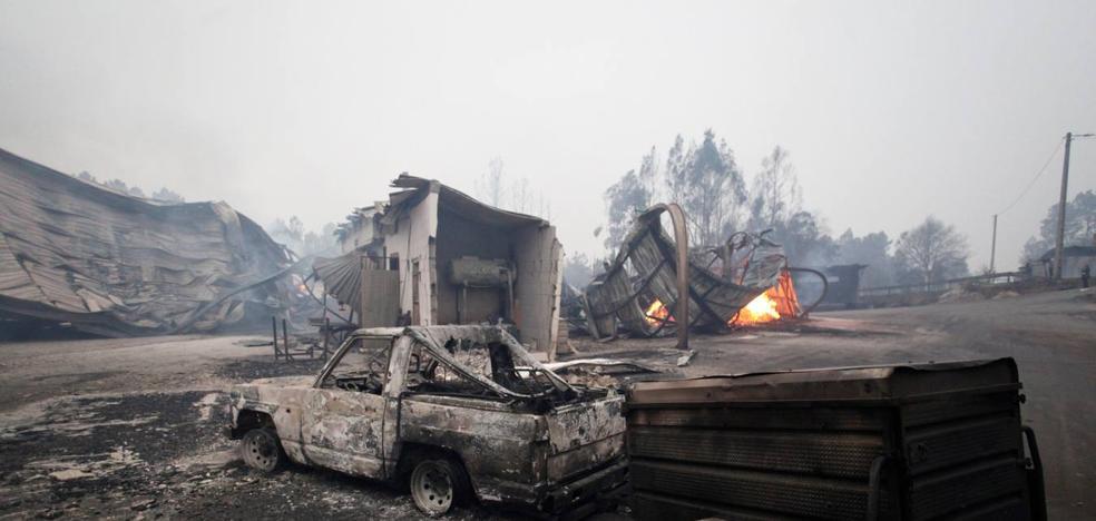 El mundo del deporte, solidario con los incendios de Galicia y Asturias