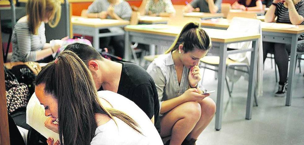 A los jóvenes vascos se les dan mejor las lenguas que las ciencias