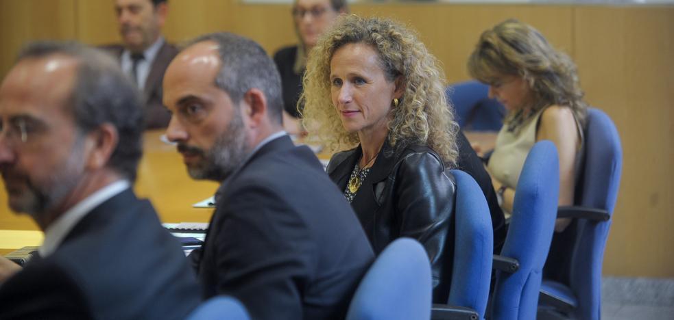 La jueza decana de Barcelona pide que los «conflictos políticos» se resuelvan fuera de los juzgados