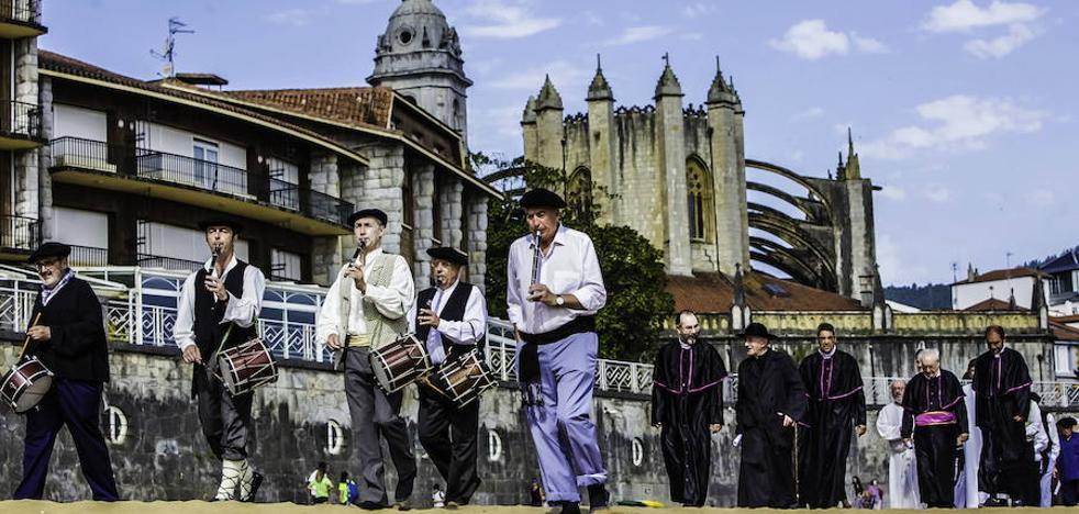 Lekeitio difundirá su patrimonio cultural en el 692 aniversario de la fundación de la villa