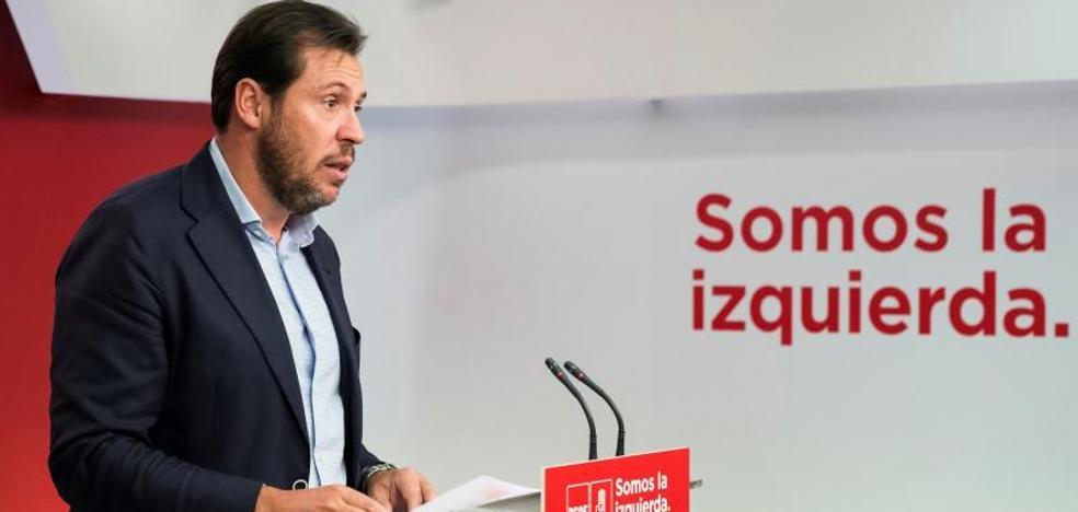 El PSOE dice que Puigdemont será el único responsable si hay 155