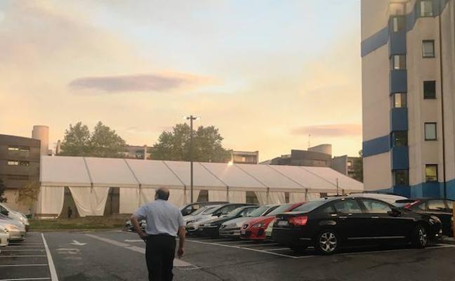 Basauri estrena el lunes su primer parking rotatorio