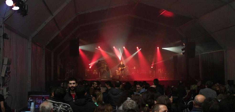 Andra Mari espera reunir a 5.000 espectadores en el festival Musika Bizian de Galdakao