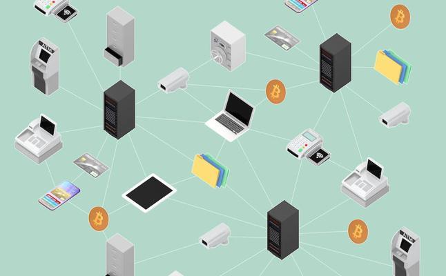 70 grandes empresas españolas crean la primera red multisectorial de blockchain del mundo