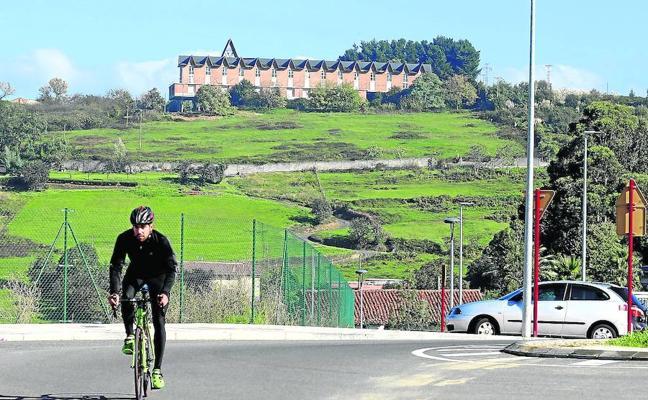 Un club deportivo privado ocupará un antiguo convento junto al Artea de Leioa