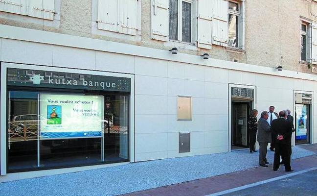 Kutxabank se retira de Francia y cerrará sus cuatro sucursales