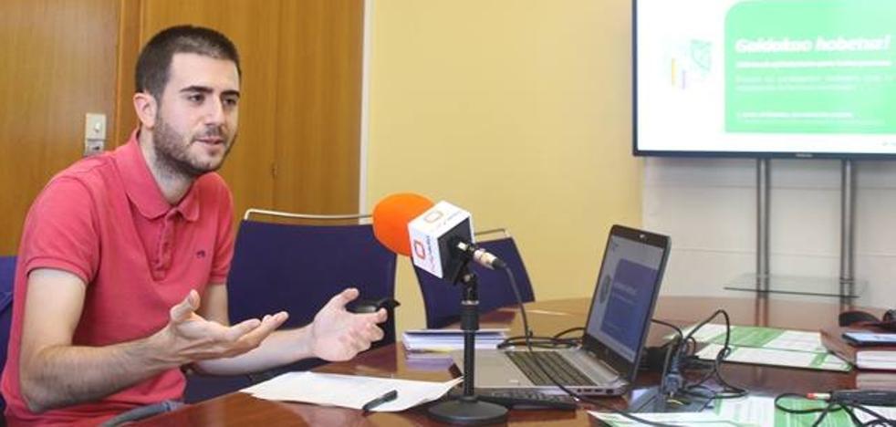 Solo 180 vecinos de Galdakao participan en la consulta sobre la subida de tasas