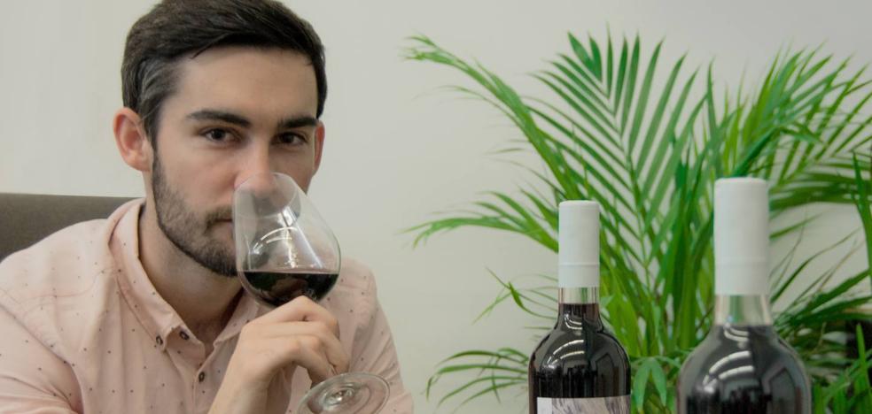 Un vasco inventa el primer vino con té del mundo