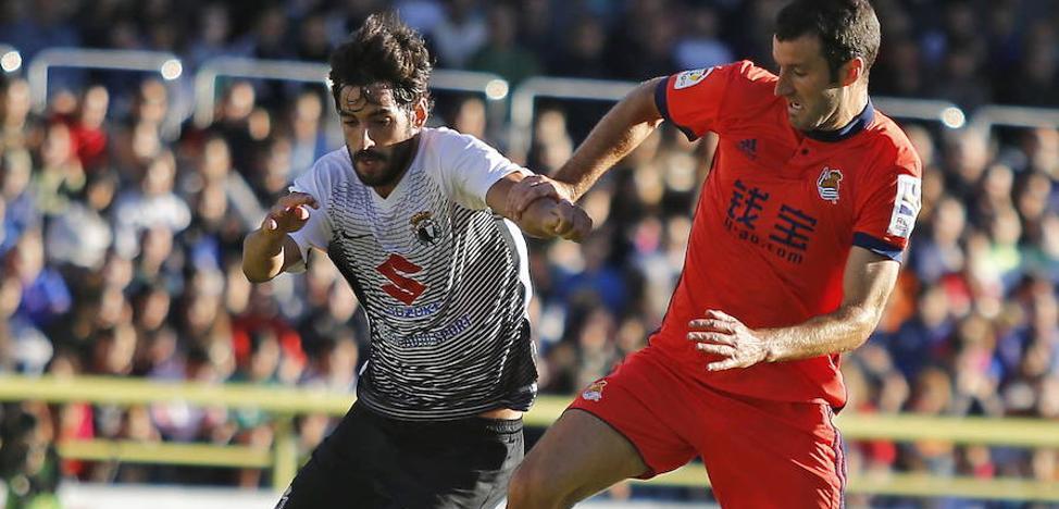 El Burgos es el único equipo imbatido y el tercero que menos goles marca