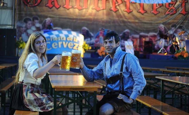 La Oktoberfest vuelve a Bilbao el 26 de octubre