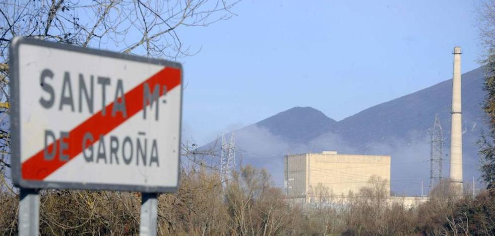 Castilla y León autoriza el ERE de Garoña «por causa de fuerza mayor»