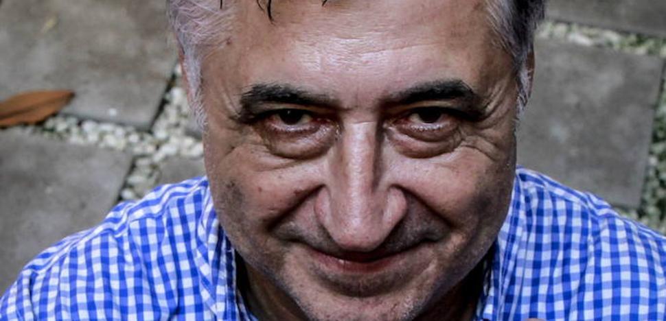 Las fotos del periodista Gervasio Sánchez inician los actos solidarios de Etxebarri