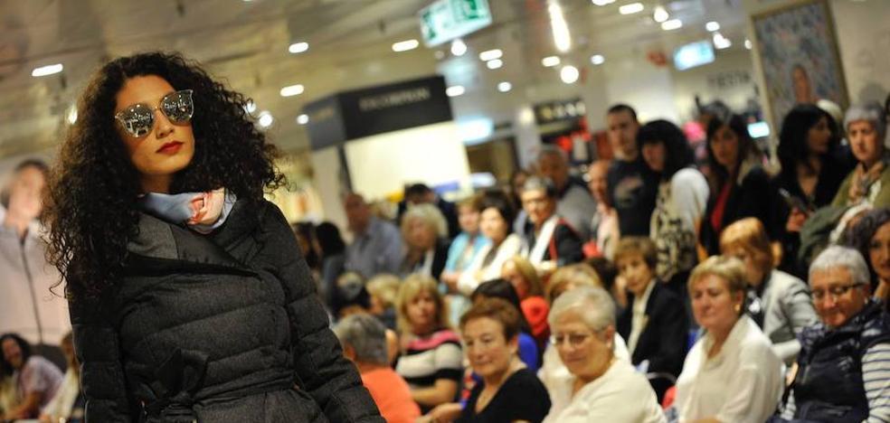 El Corte Inglés de Bilbao muestra las novedades de las grandes firmas