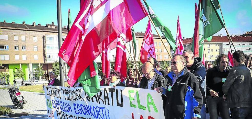 El sueldo de los funcionarios vascos subirá un 1,5% el próximo año