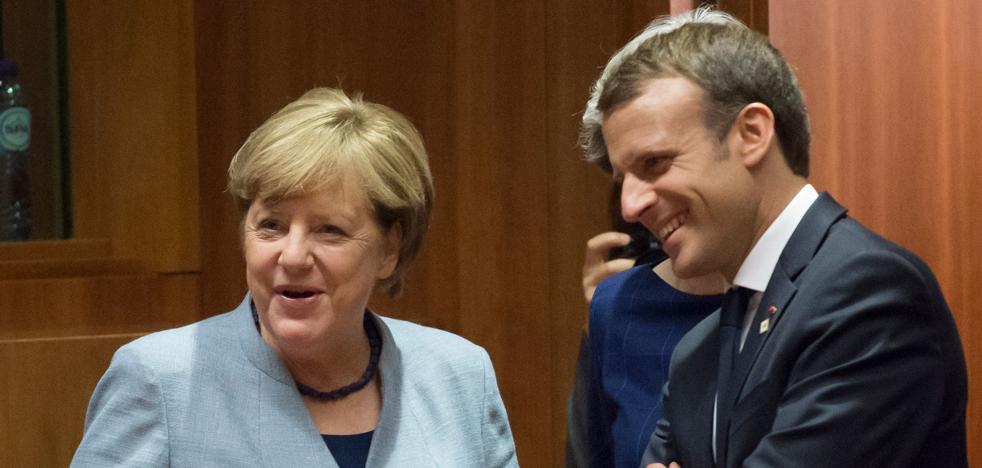 Alemania y Francia expresan su apoyo al Gobierno español ante el desafío independentista
