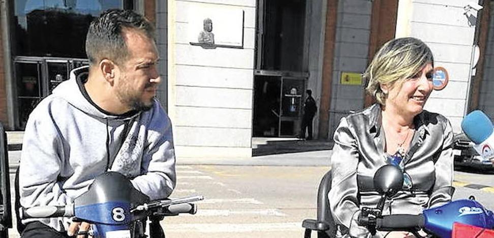 Carta del Defensor del Pueblo a la orduñesa María Luisa Goikoetxea