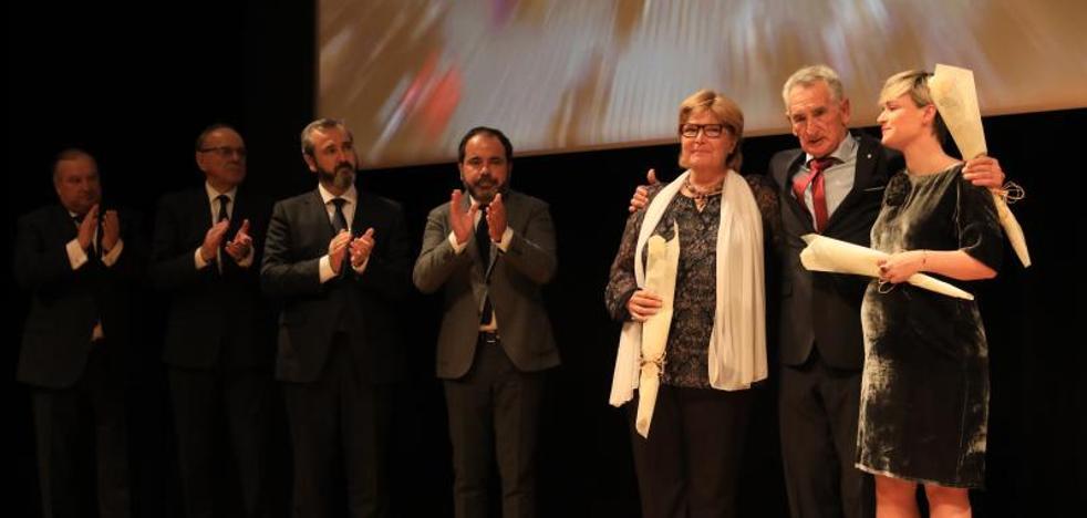 Imágenes del homenaje a los empresarios que sufrieron el terrorismo de ETA
