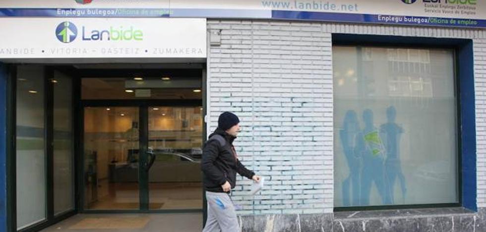El paro sube en Euskadi al 11,5 % durante el tercer trimestre