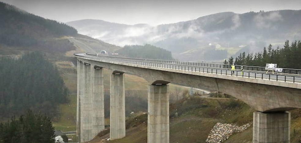La 'Y' vasca recibe de Europa los primeros 600 millones del préstamo para acelerar el proyecto