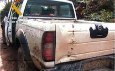 Detenido el conductor de la furgoneta implicada en el tiroteo de Castro