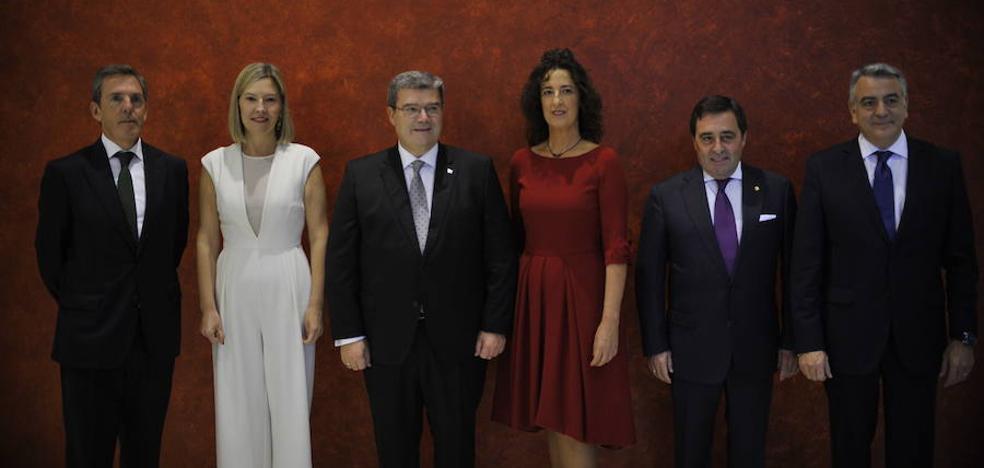 Se abrió el telón de la ópera en Bilbao