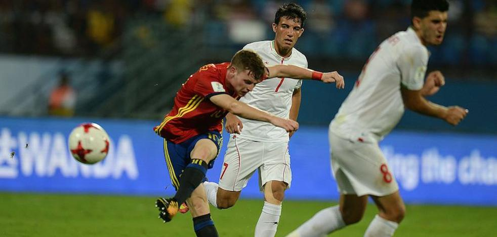 España acaba con el sueño de Irán y avanza a semifinales