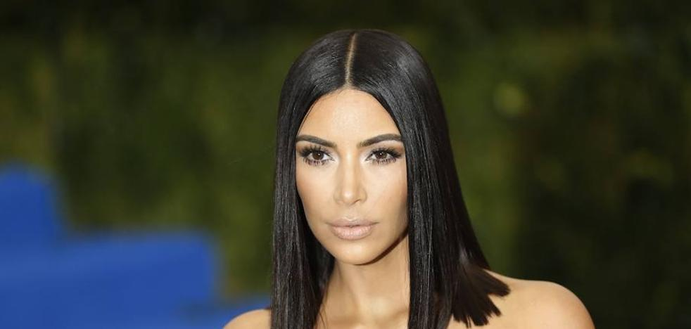Los ladrones persiguen a Kim Kardashian