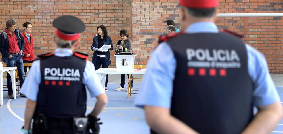 Interior quiere llevar ante la Audiencia Nacional a varias decenas de mossos