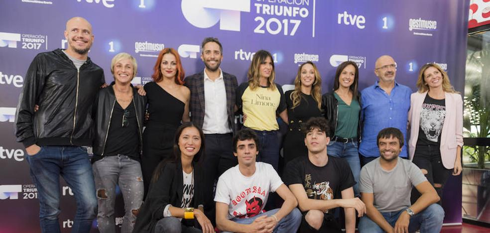 'Operación Triunfo' regresa esta noche a TVE, 16 años después
