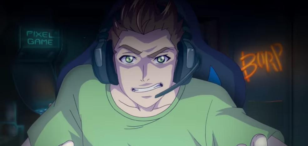 'Virtual Hero', el primer anime español