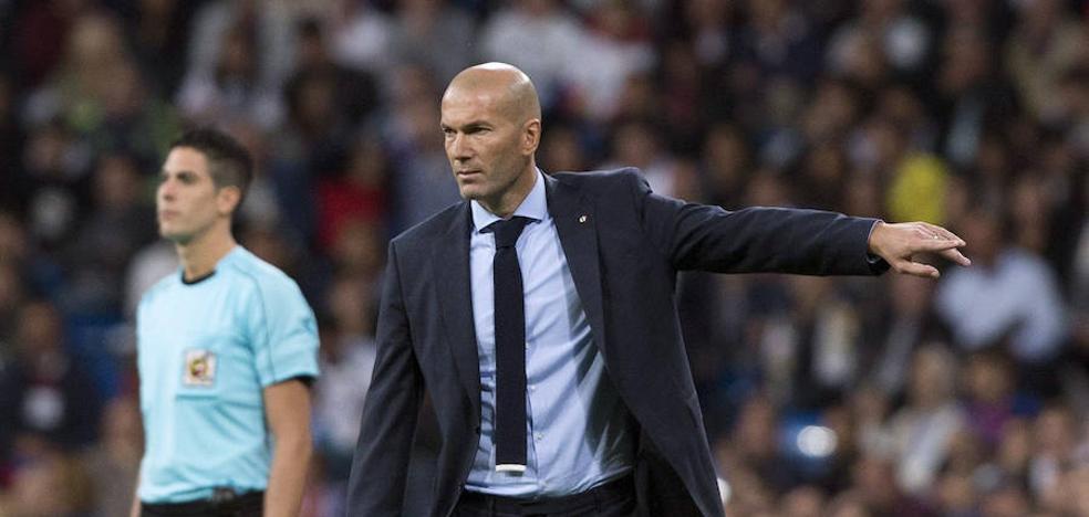 Zidane: «Benzema tenía que descansar»