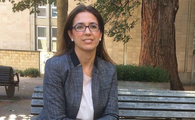 La actual adjunta al síndico de Vitoria relevará a Gartziandia en noviembre
