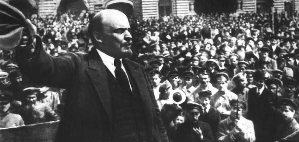 La Revolución Rusa inaugura el primer club de lectura de la biblioteca Ibaigane de Basauri