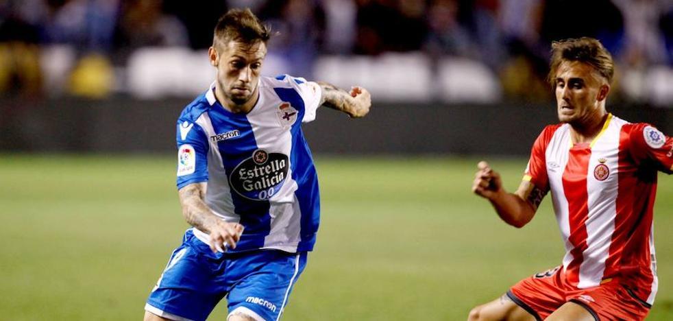 Deportivo-Girona, en directo