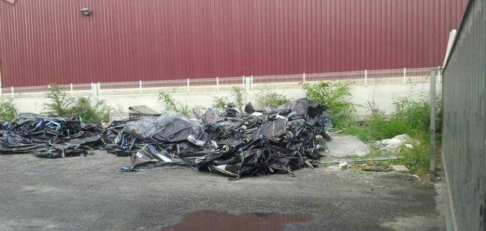 Basauri Bai critica que no se sancione a la empresa que produce humo negro