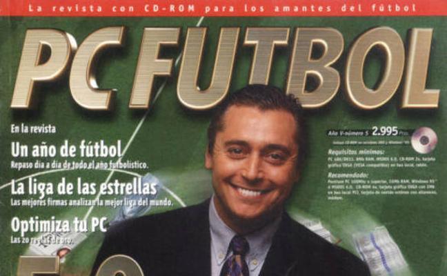 Vuelve el legendario 'PC Fútbol' para móviles y ordenadores