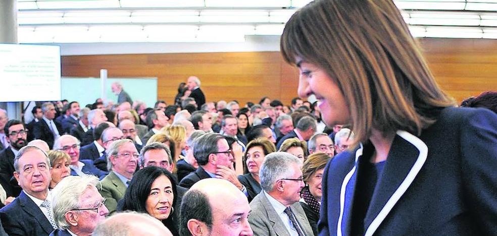 Urkullu critica en la prensa británica la gestión de Rajoy en la crisis catalana