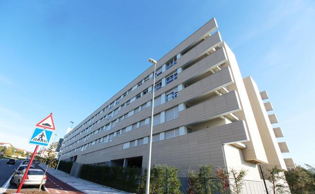 Los vecinos de Leioa ya pueden pujar para las 99 plazas de parking