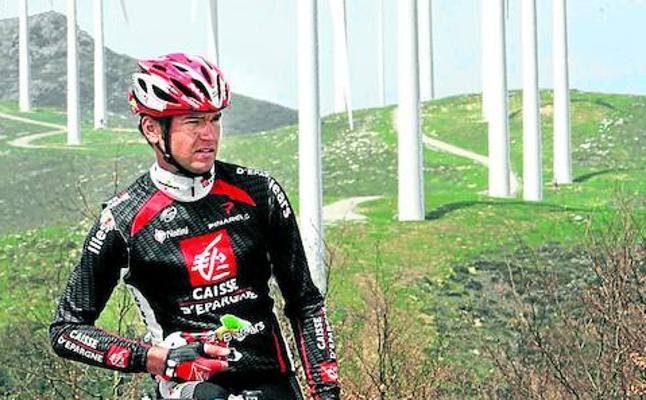 El monte Oiz acogerá un final espectacular de etapa en la Vuelta de 2018