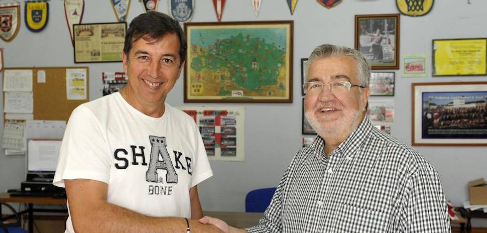 Oribeltza y Asti Leku se alían para mejorar el baloncesto escolar federado en Portugalete