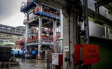 Petronor realizará este miércoles por la mañana una parada técnica por una una turbina