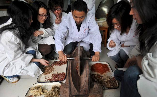 Una hierba medicinal china podría causar cáncer de hígado