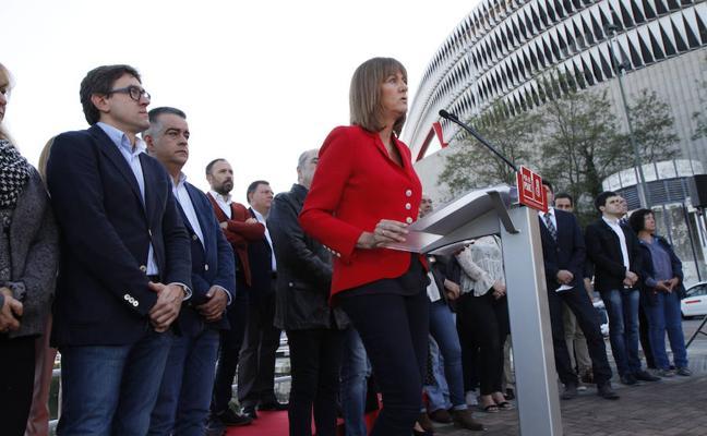 Mendia llama a actualizar el Estatuto de Gernika para evitar la «inseguridad y la confrontación»