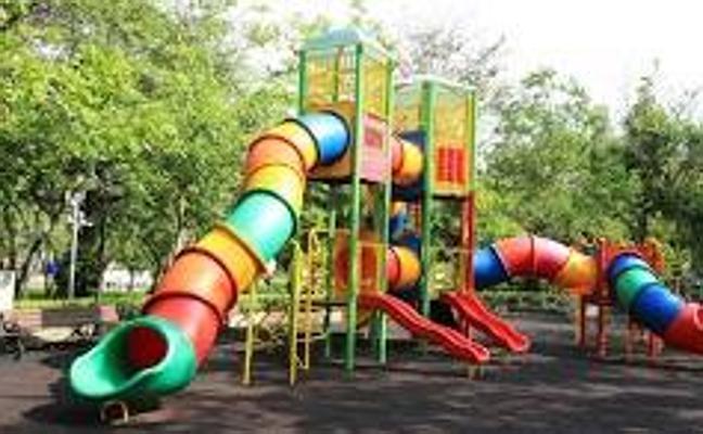 Los niños decidirán los juegos que se instalarán en el parque Lehendakari Aguirre de Arrigorriaga