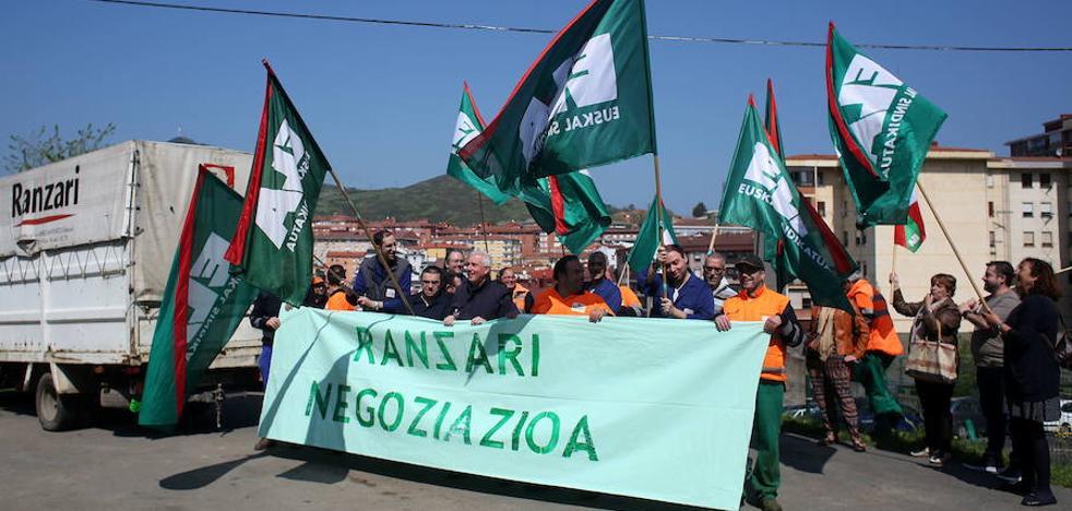 Inyectan otro medio millón de euros para cuadrar las cuentas de Ranzari